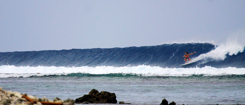 Surf Camp Maldives