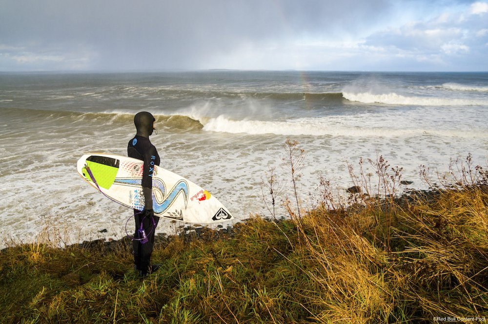 2013, CHRIS BURKARD, RED BULL, NOVA SCOTIA