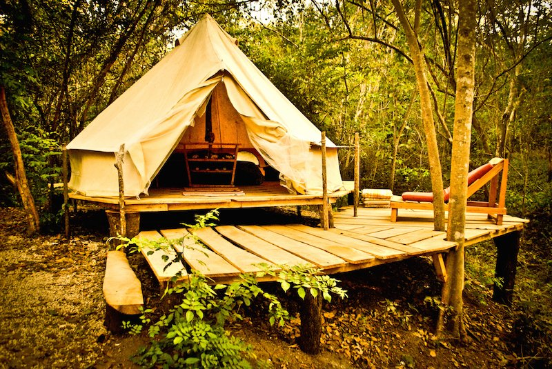 Jungle Glamping