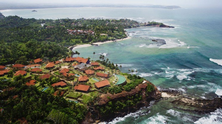 The Cape Weligama in Sri Lanka