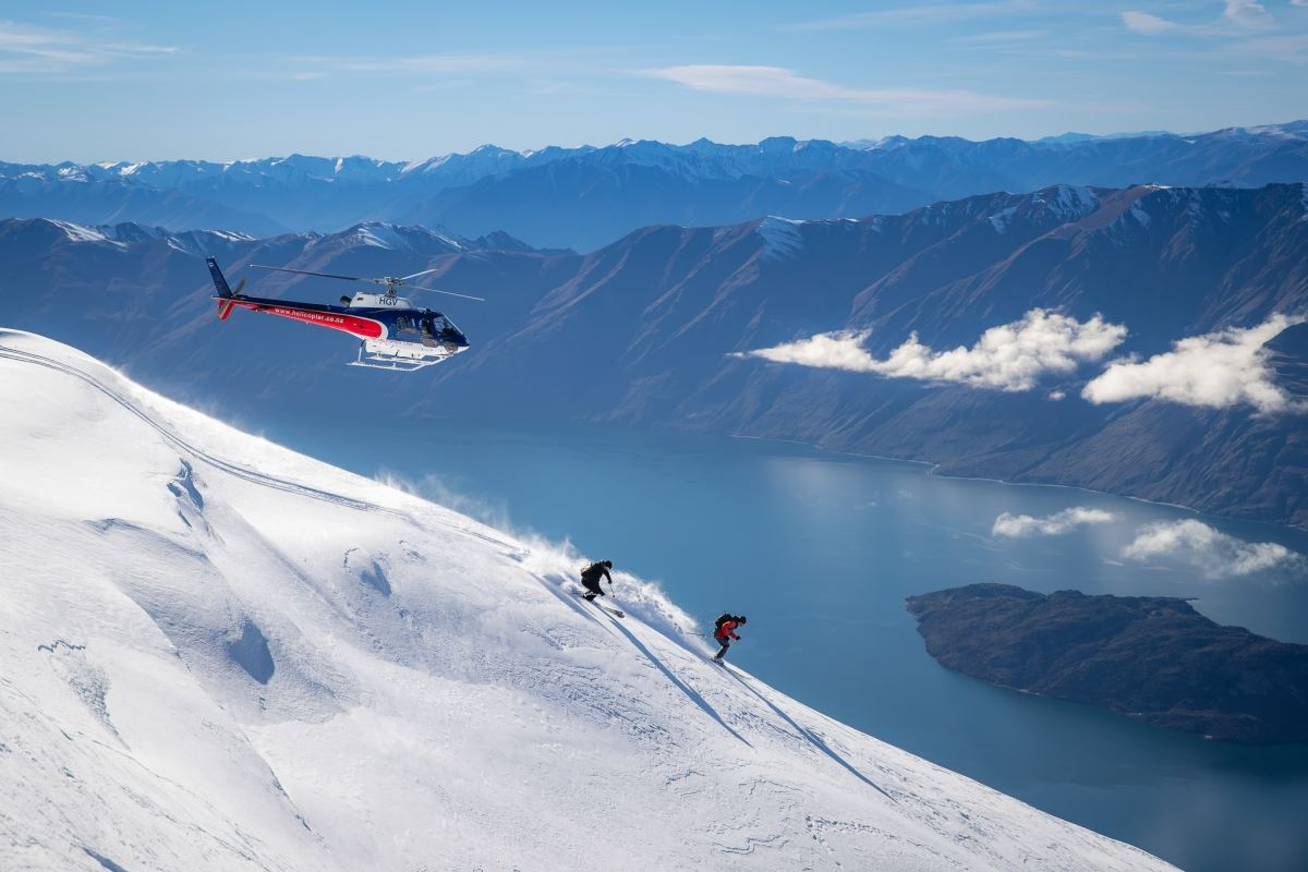 Experience skiing on another level