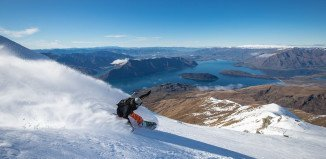 Go heliskiing on the highest peaks and see New Zealand from above