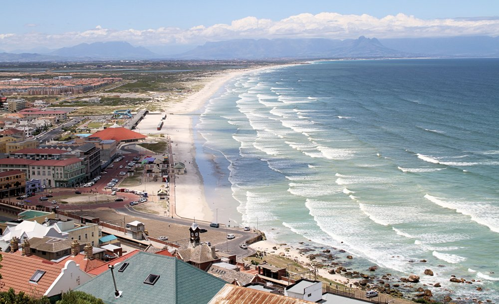 Waves for every surfer in Muizenberg