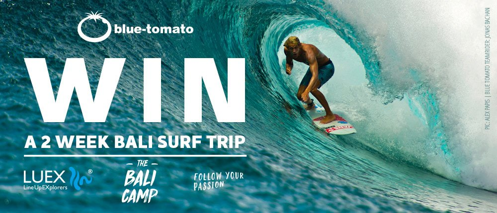 Click here to win a trip to Bali!