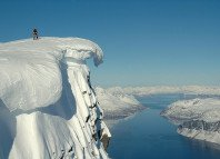 backcountry skiing in Norway