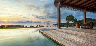 Six senses Fiji luxury resort