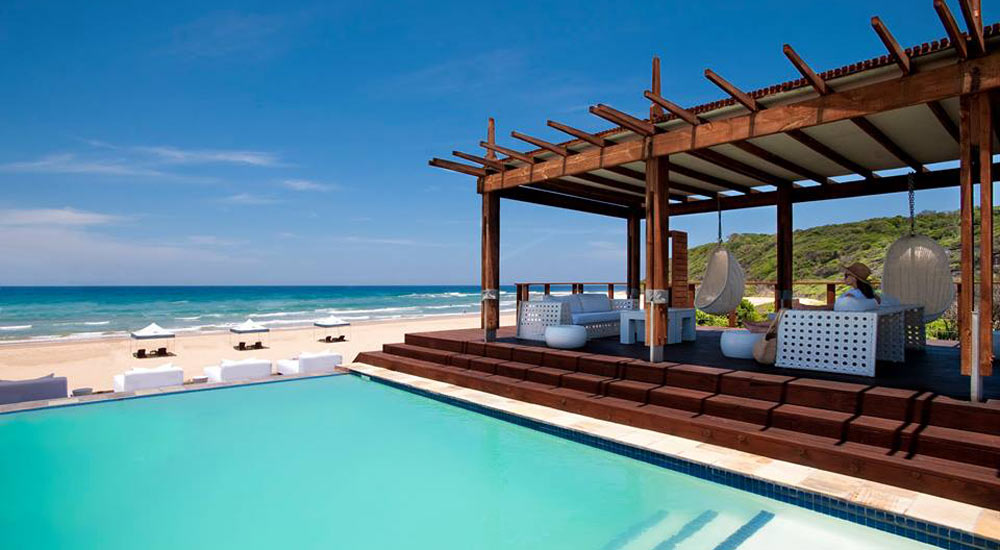 White Pearl Luxury surf resort Mozambique