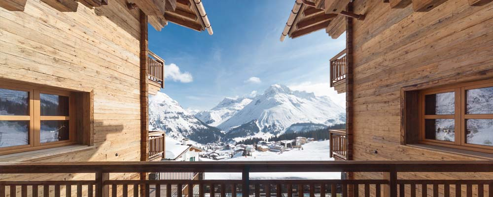 Chalet N with a view