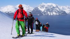 Yellow Travel Touring and Freeride Camp Lyngen