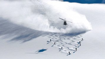 Wiegele Helicopter & Snowcat Skiing
