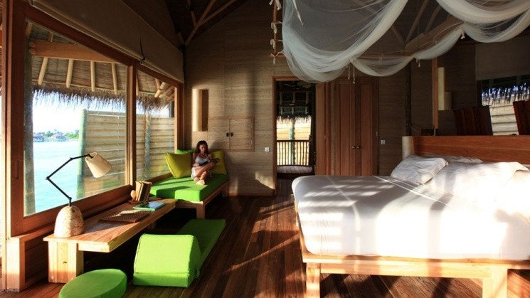interior Six Senses Laamu