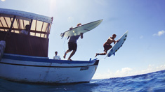 Top Maldives Surf Camp!